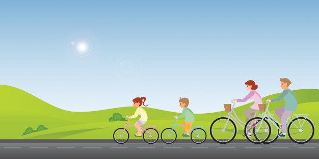 O que é uma bicicleta feminina